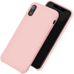 Baseus - iPhone XR silikone cover (pink)