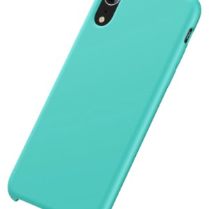 Baseus - iPhone XR silikone cover (turkis)
