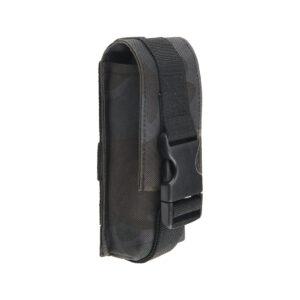 Brandit Molle Multi Pouch large (Dark Camo, One Size)