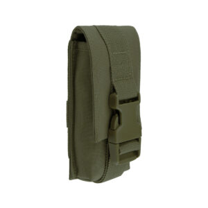 Brandit Molle Multi Pouch large (Oliven, One Size)
