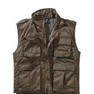 Brandit Ranger Vest (Oliven, 5XL)