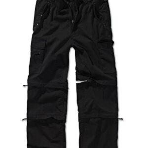 Brandit Savannah Zip Bukser (Sort, M)