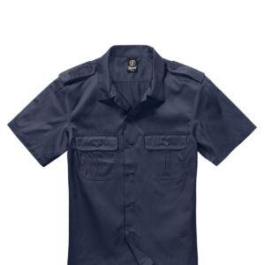 Brandit U.S. Army Skjorte (Navy, S)