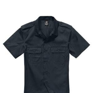 Brandit U.S. Army Skjorte (Sort, S)