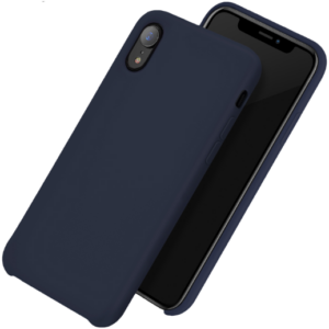 Hoco - iPhone XR silikone cover (blå)
