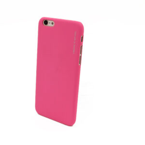 Soft Touch Cover - Dresscode by Sevendays iPhone 6 Orange