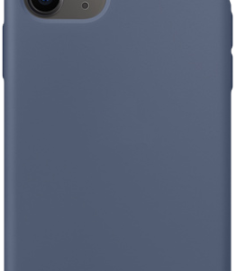 iPhone 11 Pro Max Silikone cover (blå)
