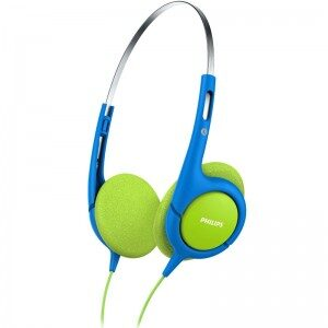 Philips Kids HP on ear - Blue