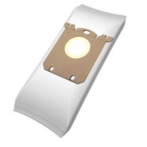 Støvsugerposer til PHILIPS støvsugere S-bag, Mobilo, Sydney, Expression, FC 8000-FC 9000, Cityline mfl. - 4 stk + 1 filter