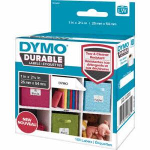 DYMO Dymo lw label durable 25x54mm