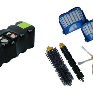 Sampak Roomba batteri + reservedels kit (600 serien)