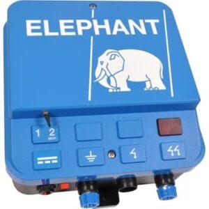 Elephant El-hegn elefant accu a45