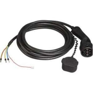 Ladekabel SER-TAC-cable T2, 5m, 1P, 32A