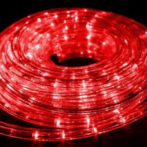Redshow LDS-10-RD LEDlysslange rød