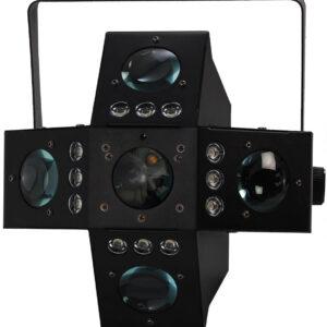 Redshow MUL-61 LEDmulti-lyseffekt
