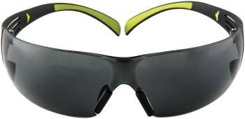 3M securefit 400 brille grå