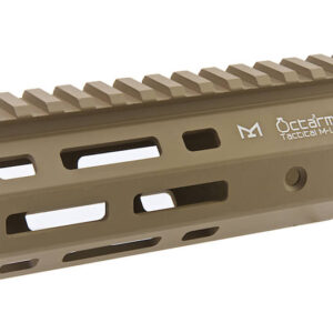 ARES Octarms 145 mm Tactical M-LOK Handguard, Dark Earth