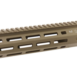 ARES Octarms 233 mm Tactical M-LOK Handguard, Dark Earth