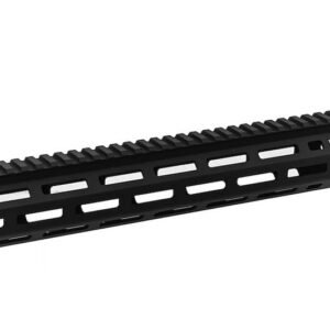 ARES Octarms 345 mm Tactical M-LOK Handguard, Sort