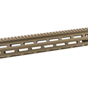 ARES Octarms 380 mm Tactical M-LOK Handguard, Dark Earth