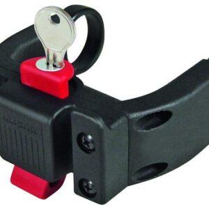 Klickfix Styradapter til Elcykler (Bosch m.v.) m. lås