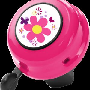 Puky Ringeklokke G22 til løbehjul, løbecykler, cykler - pink