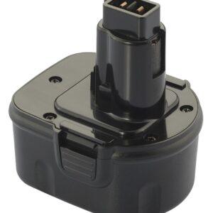 Battery for Dewalt - Black & Decker - ELU und Wrth 12 V