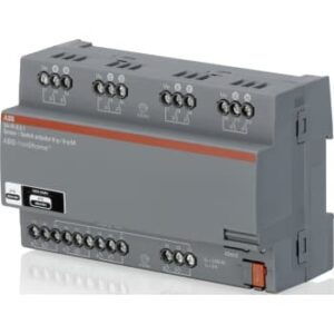 ABB Aktuator relæ m/8 input 8x6a
