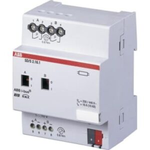 ABB Knx dæmper 2k 1-10v 16a mdrc