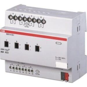 ABB Knx dæmper 4k 1-10v 16a mdrc