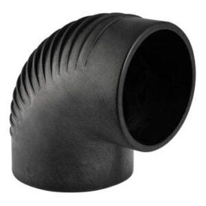 Geberit silent bøjning 88½º ø 63 mm