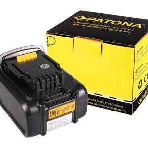 PATONA Battery f. Dewalt DCB180 DCB181 DCB182 DCD DCF Serie