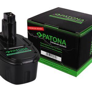 PATONA Premium Battery f. Dewalt DC9096 DC212KB DC212N Dewalt BSA82KA DC010