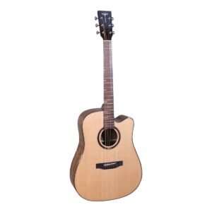 Tyma D-22CE western-guitar