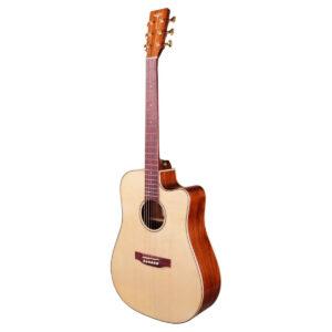 Tyma D-25CE western-guitar