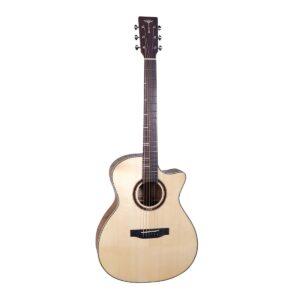 Tyma G-26E western-guitar