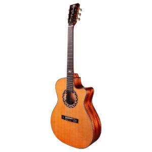 Tyma G-35E western-guitar