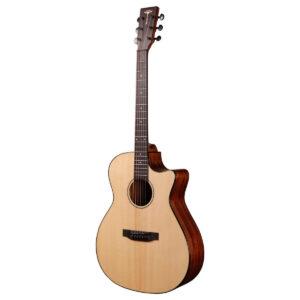 Tyma G-3E NS western-guitar natur