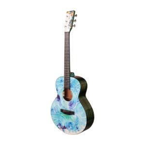 Tyma V-3E MINI Spindrift western-guitar