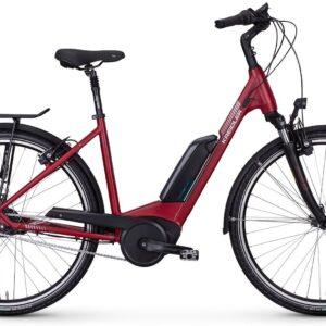 Kreidler Vitality Eco 6 Edition Dame 2019 - rød
