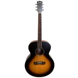 Santana ST-SG100 western-guitar sunburst