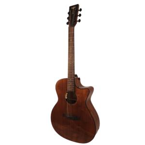 Tyma G-3E RS western-guitar brun