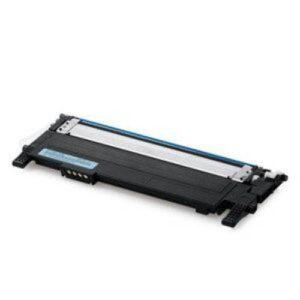 Samsung CLT-C406 Lasertoner, Cyan, kompatibel (1000 sider)