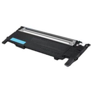 Samsung CLT C407S Lasertoner, Cyan, kompatibel (1000 sider)