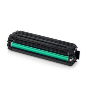 Samsung CLT-C504 Lasertoner, Cyan, kompatibel (1800 sider)