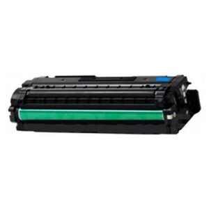 Samsung CLT-C506 Lasertoner, Cyan, kompatibel (3500 sider)