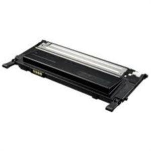 Samsung CLT K407S Lasertoner, sort, kompatibel (1500 sider)
