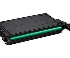 Samsung CLT K508L BK Lasertoner, sort, Kompatibel, 5000 sider