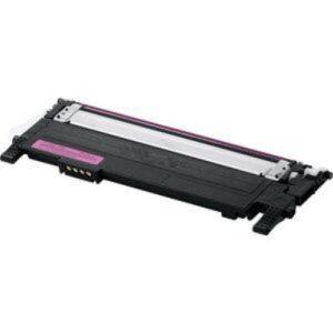 Samsung CLT-M406 Lasertoner, Magenta, kompatibel (1000 sider)