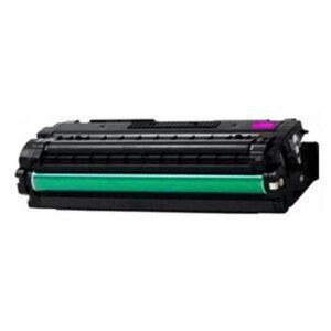 Samsung CLT-M506 Lasertoner, Magenta, kompatibel (3500 sider)